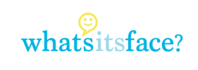 Whatsitsface? logo